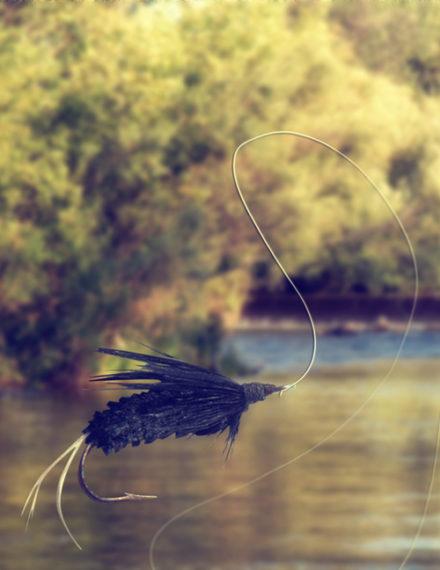 PSG et pêche à la mouche