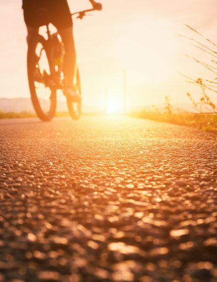 vélo et endométriose