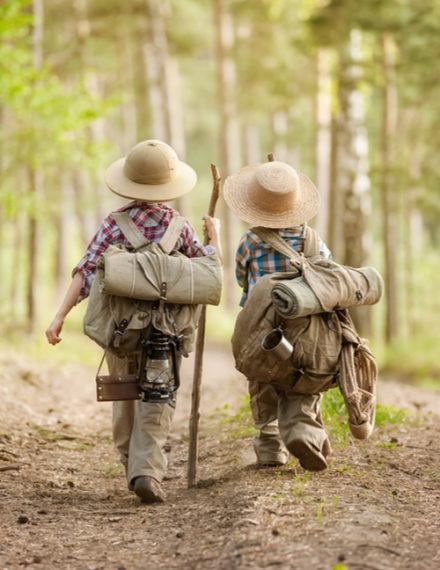Petit guide. pour devenir éco-voyageur
