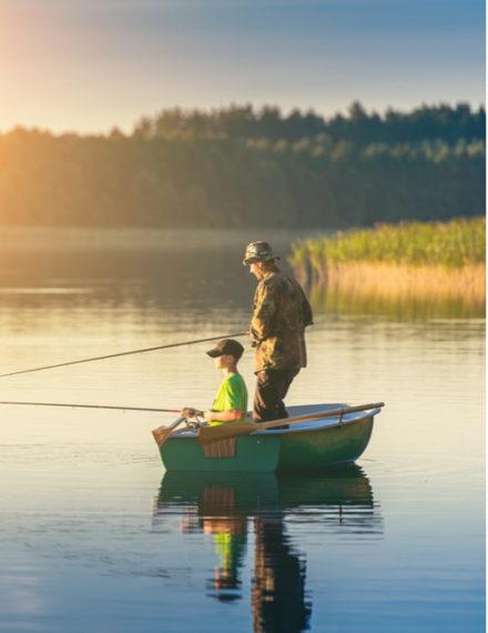 pêche de loisirs