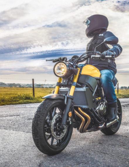 Road-trip à moto
