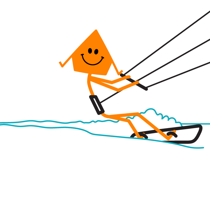 Thématique kitesurf