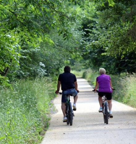 88- Pratiquez le vélo entoute sécurité sur la Via Ardèche © Sébastien Gayet – Pont d'Arc-Ardèche