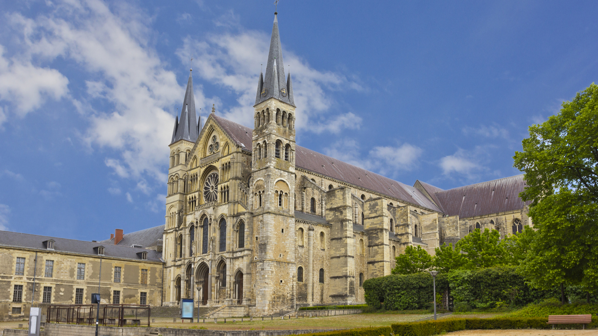 Abbaye Saint-Rémi