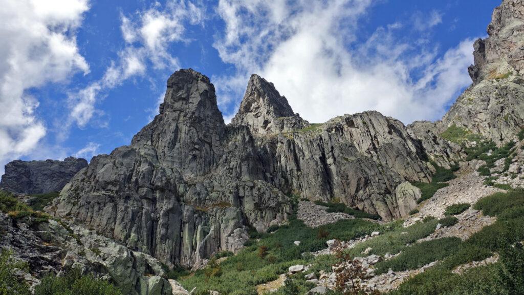 GR 20 en Corse