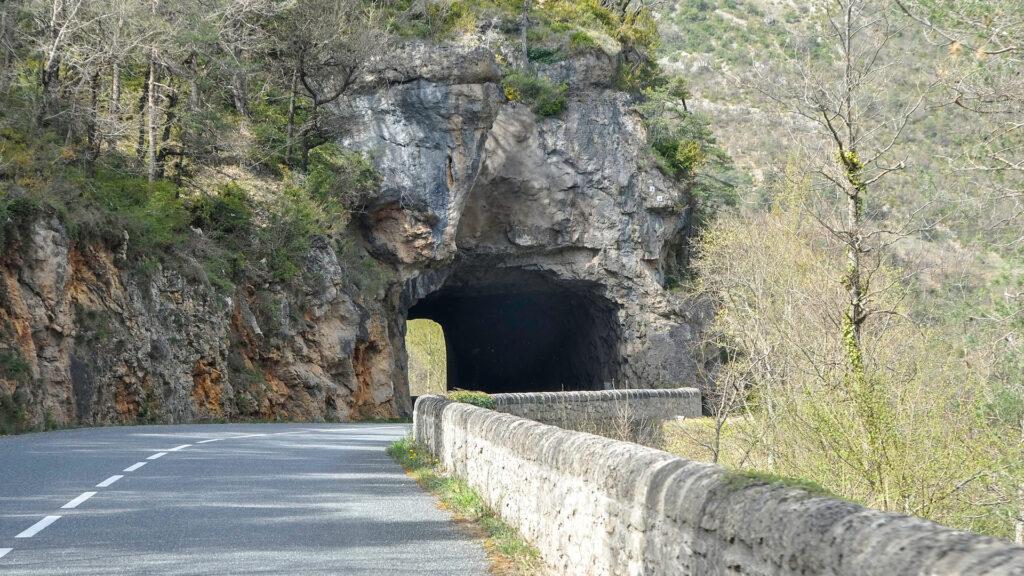 Route des gorges du Tarn
