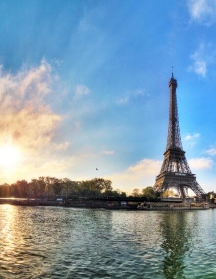 Paris, rives de Seine