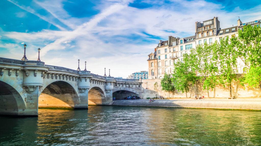 Pont-Neuf, le plus vieux pont de Paris