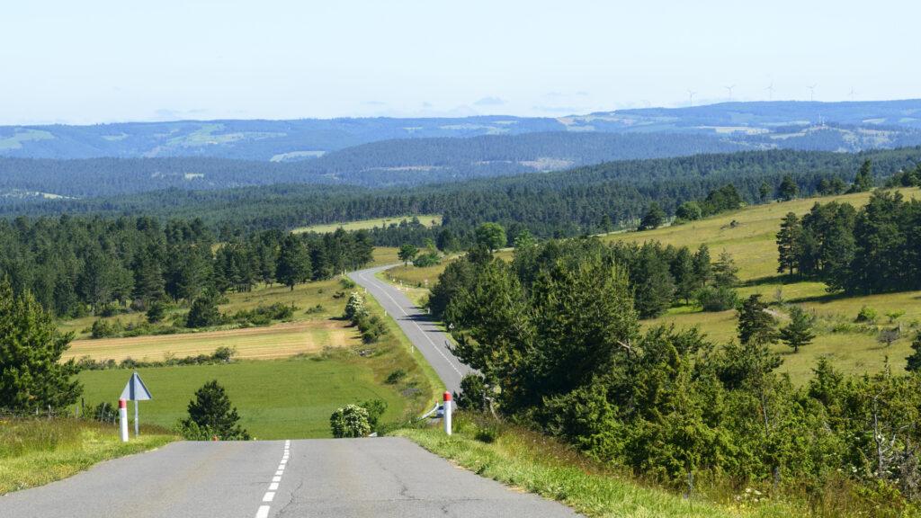 Route de Lozère
