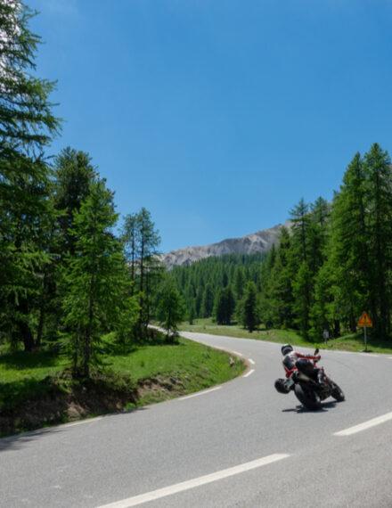 Sud de la France à moto