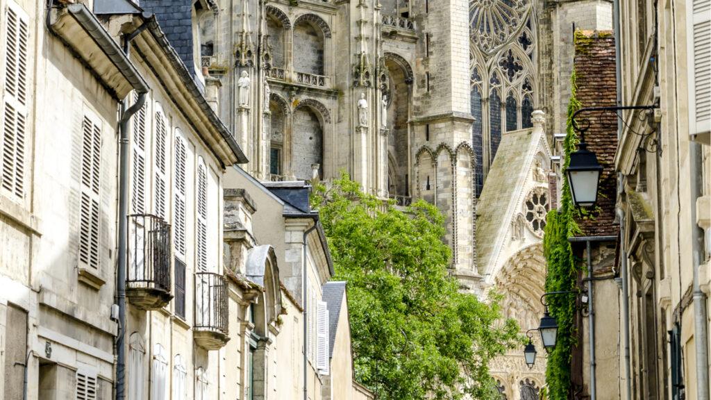 Bourges aujourd'hui