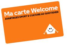 carte welcome