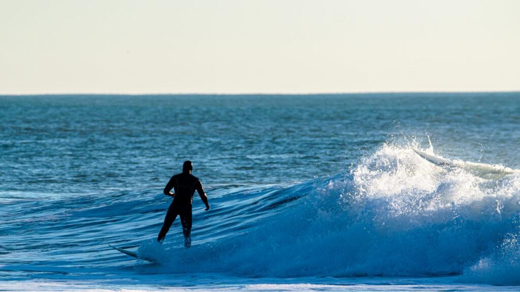 Surf à La Sauzaie