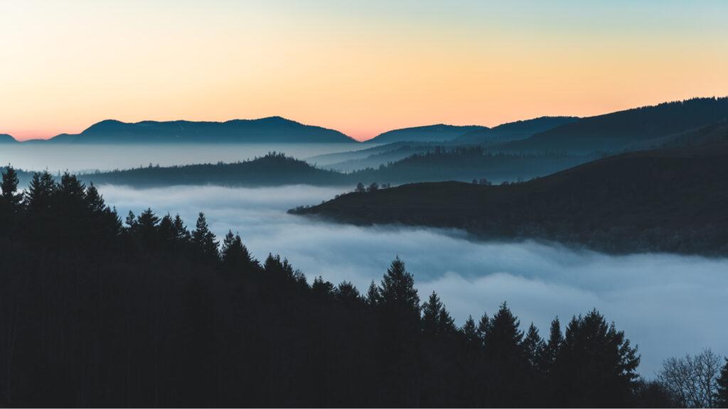 La route des crêtes des Vosges