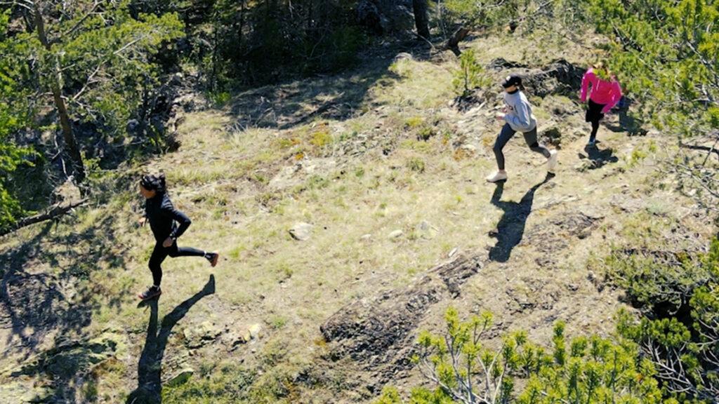 Initiation au trail avec Magali Moreau