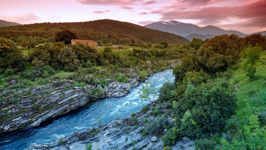 sites méconnus de France : Les gorges du Tavignano