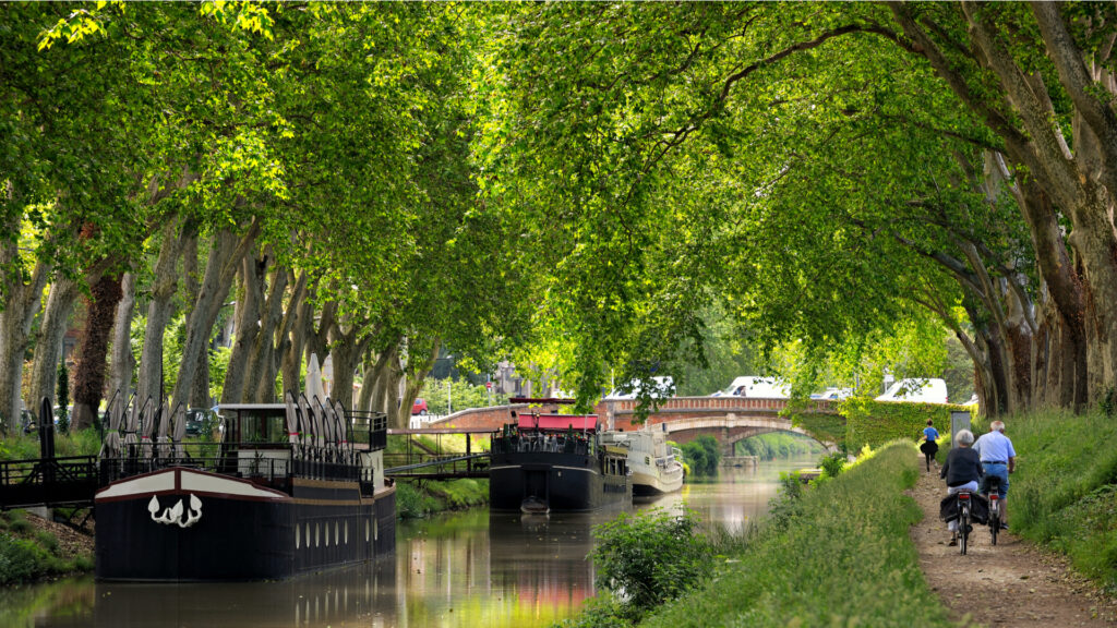 Le Canal du Midi aujourd'hui