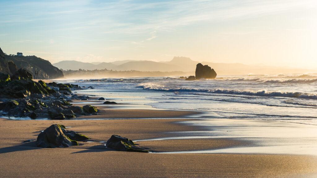 Pays basque aux alentours de Biarritz
