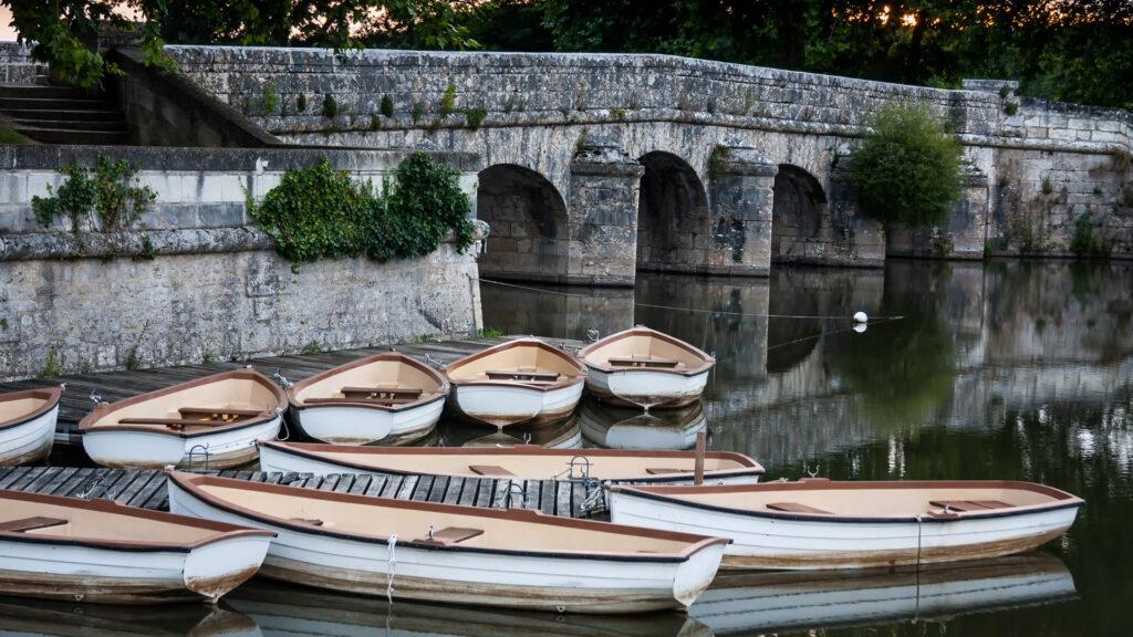 Arrière-saison à Chambord pour une promenade en barque
