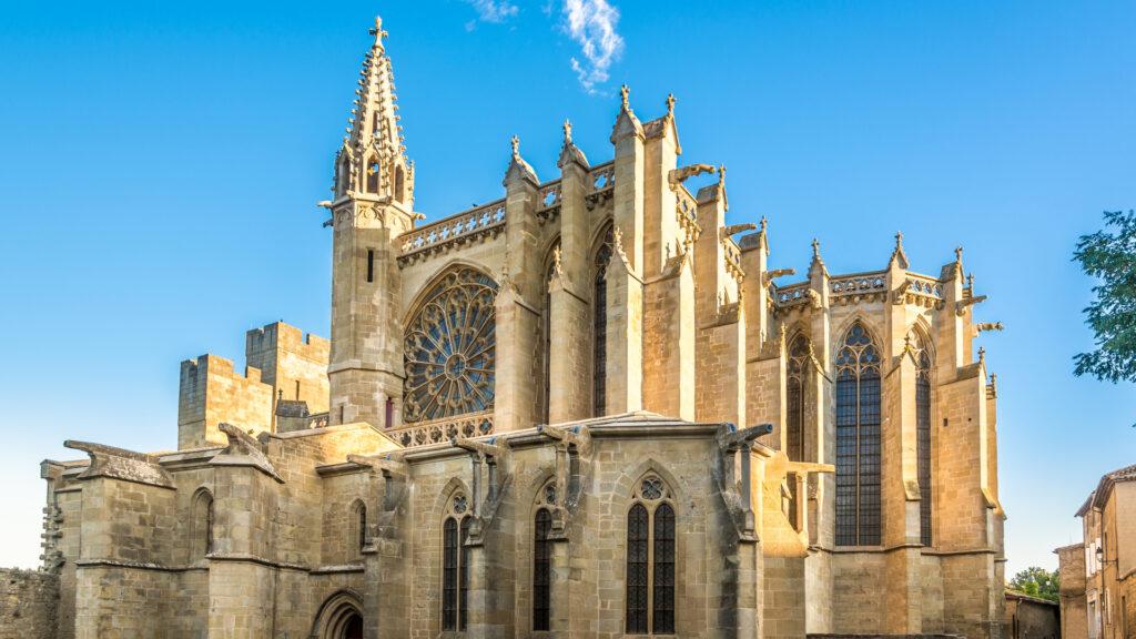 Basilique Saint-Nazaire et Saint-Celse à Carcassonne