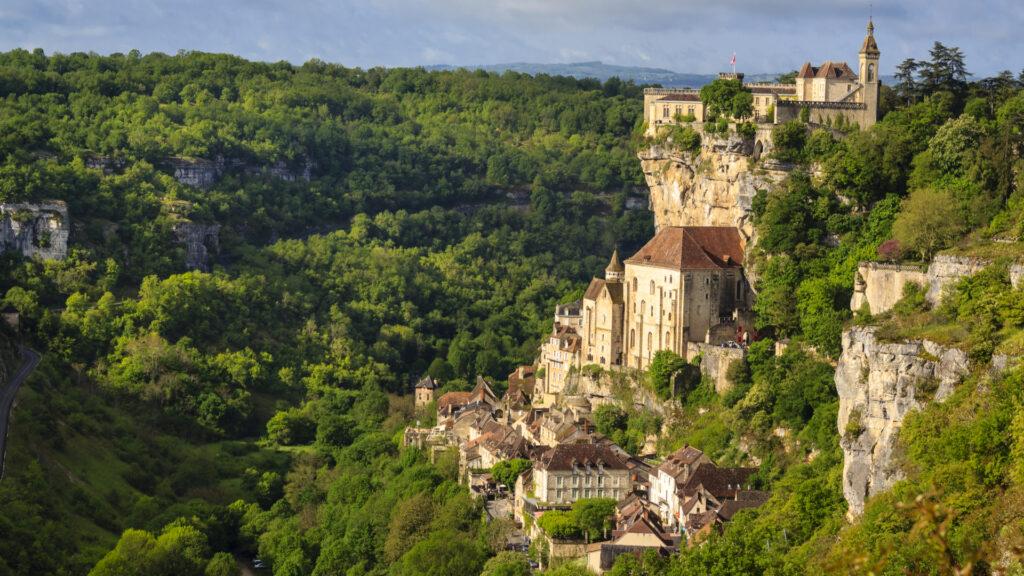 Rocamadour, l'un des incontournables sites en Occitanie