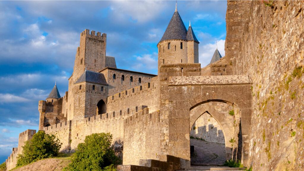 Porte d'Aude, Cité de Carcassonne