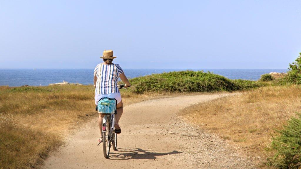 Littoral de Vendée à vélo