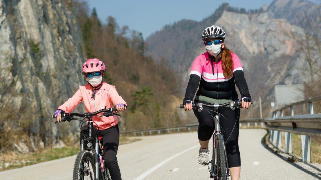 Confinement et vélo