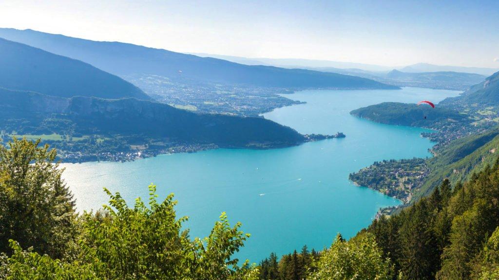 Lac d'Annecy et sports Outdoor