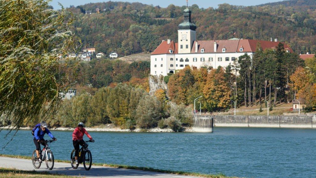 L'Autriche à vélo sur l'EuroVélo