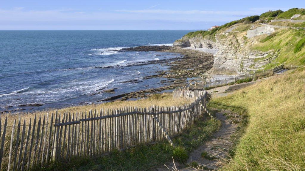 Talai, le sentier du littoral de la côte basque