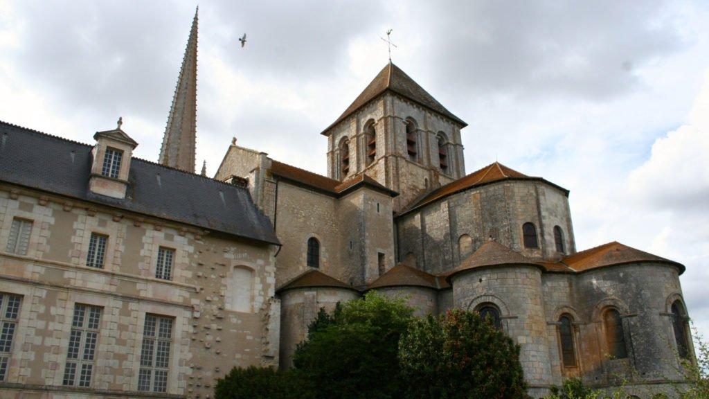 Abbatiale Saint-Savin sur Gartempe