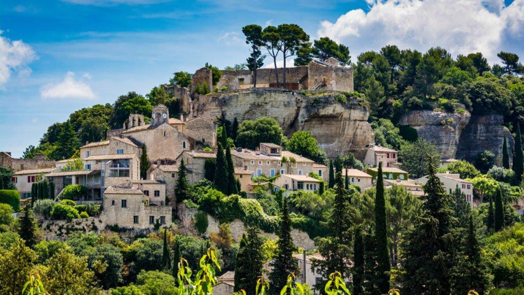 Venasque fait partie des plus beaux villages du Vaucluse