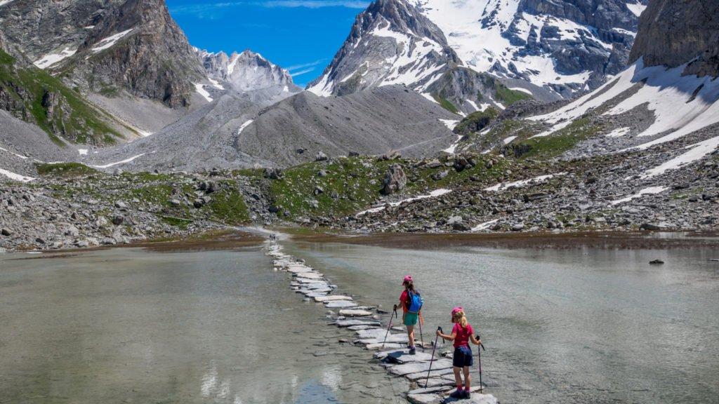 Découverte en famille dans le Parc National de la Vanoise