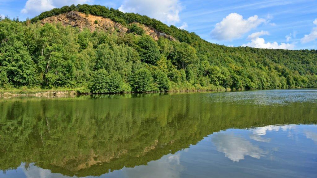 La Meuse vue de la Trans-Ardennes