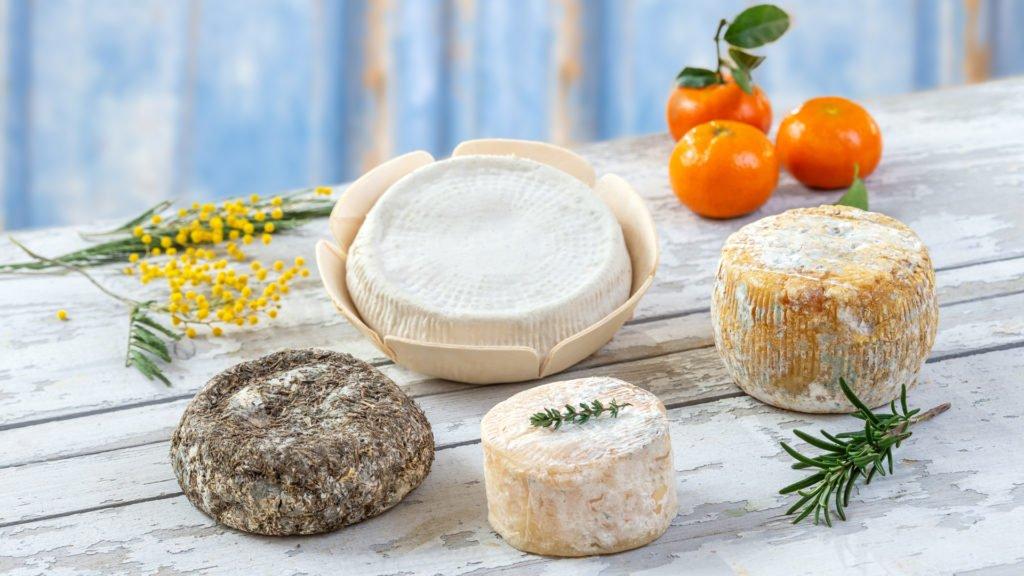 Les célèbres fromages corses