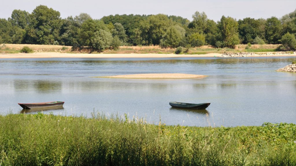 Paysage du Parc Naturel de Loire-Anjou-Touraine