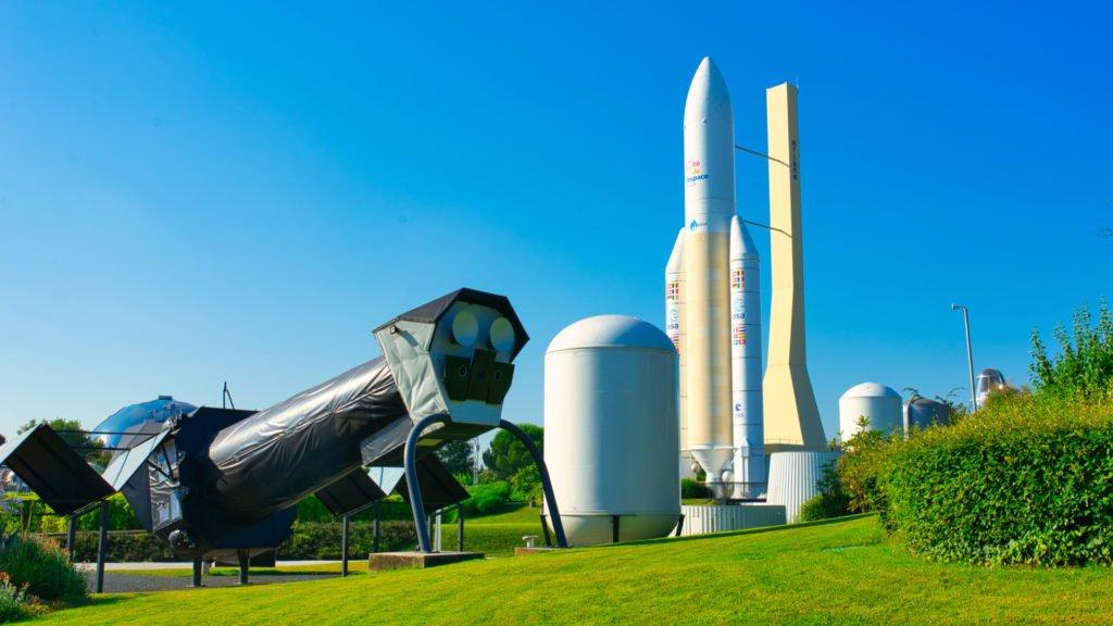 À Toulouse, la cité de l'espace est incontournable