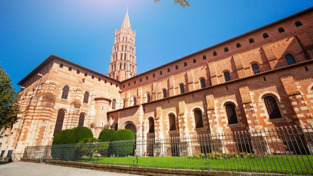 À Toulouse, la basilique Saint-Sernin est un trésor de l'architecture romane