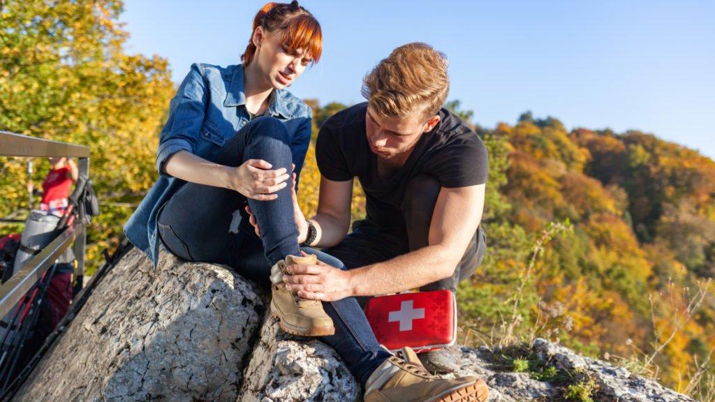 L'importance des premiers secours en outdoor