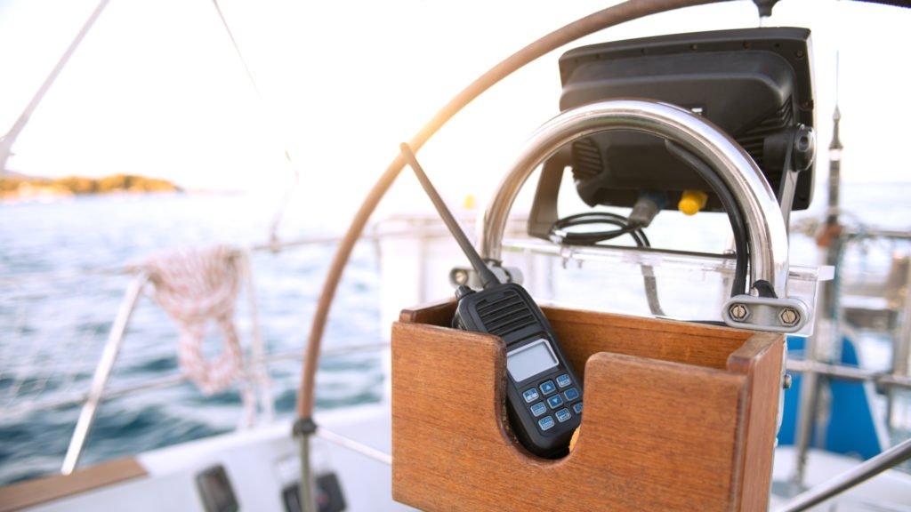 Toujours partir équipé de sa VHF