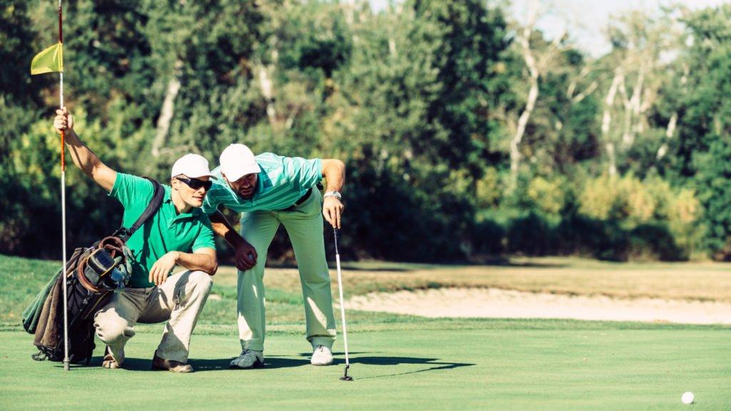 Fair-play lors d'une partie de golf