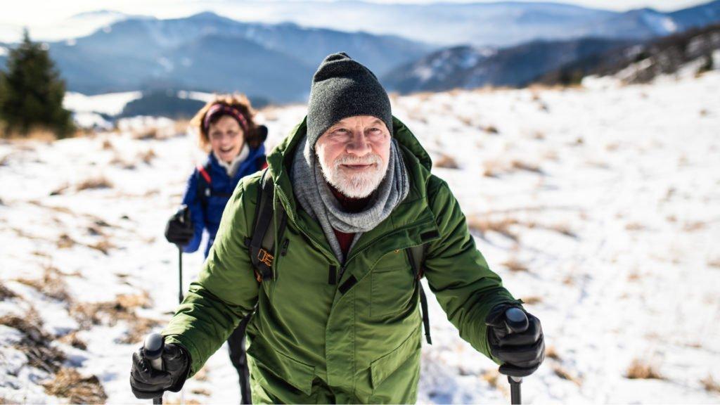 Se laisser conquérir par la marche en hiver